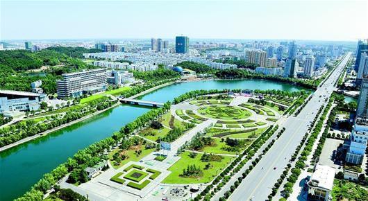咸宁高新区8个亿元以上项目集中签约活动举行